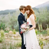 Beautiful Ojai Ranch Wedding Captured by The Why We Love