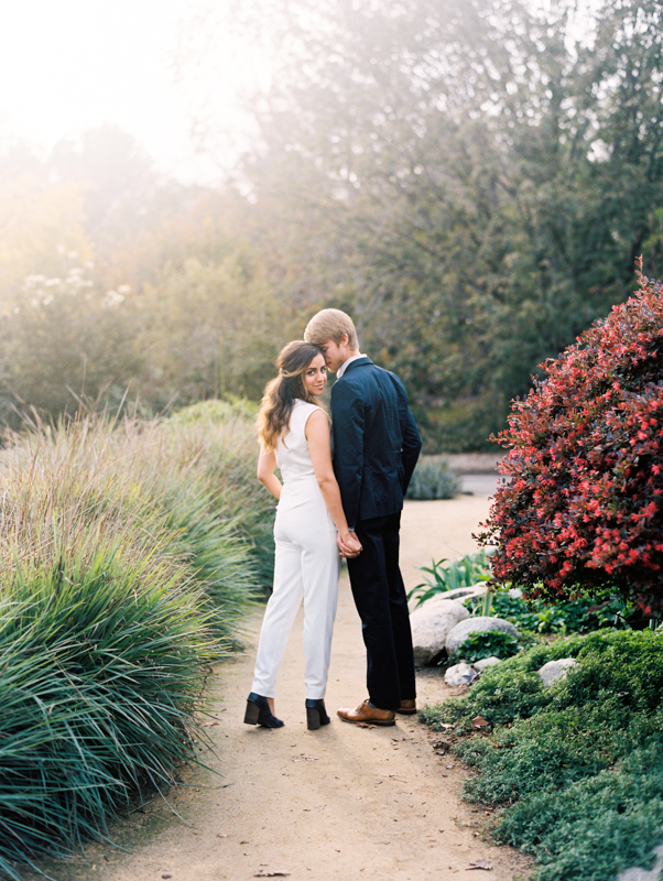LA Arboretum Engagement Session by ©The Why We Love