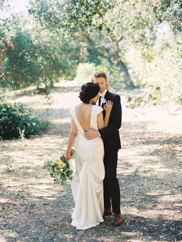 @The Why We Love | Pasadena Wedding Photographer | Intimate Private Estate Wedding
