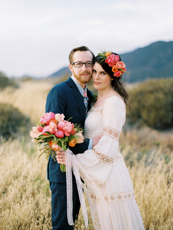 ©The Why We Love | Intimate Malibu California Elopement