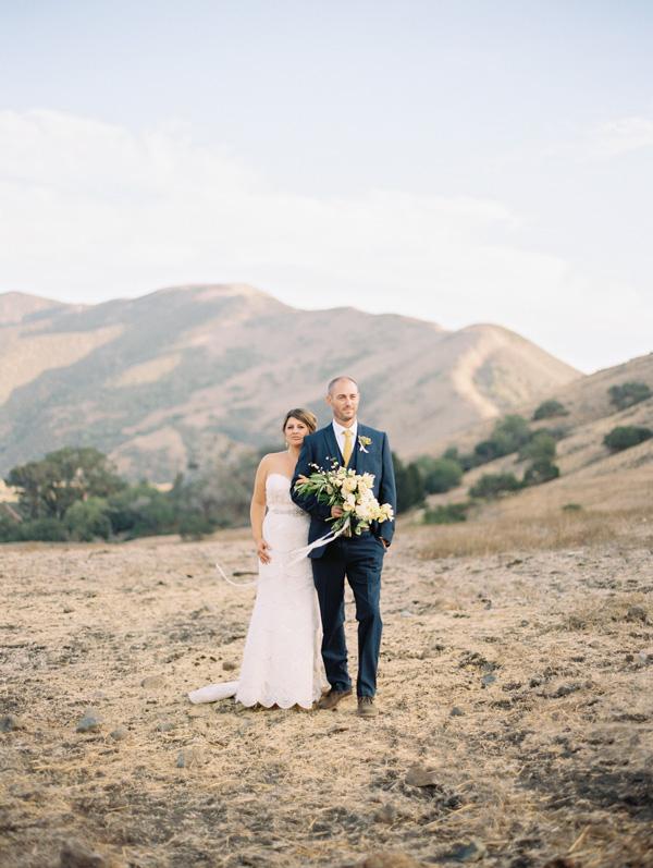 La Cuesta Ranch Wedding by ©The Why We Love