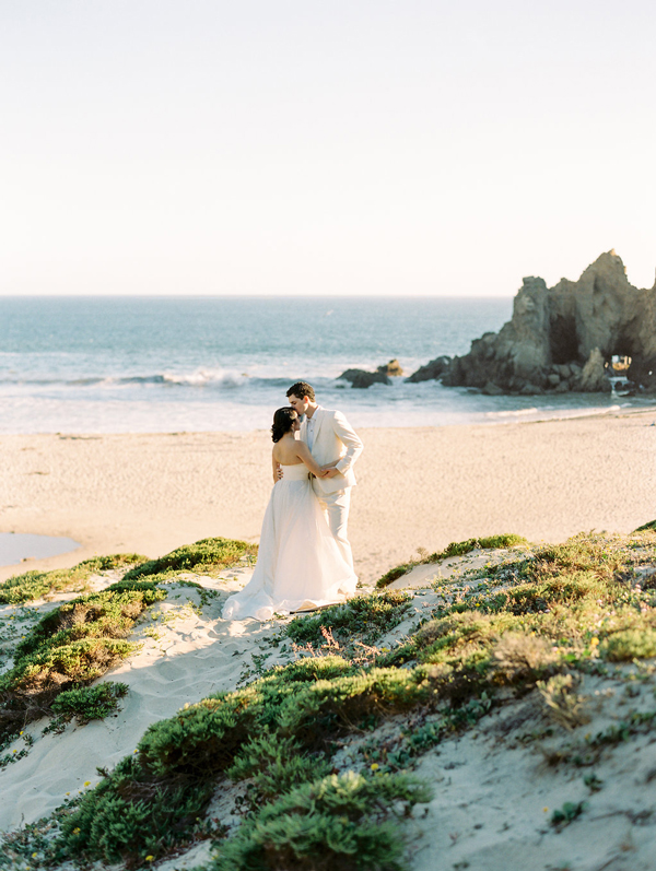 Big Sur Vow Renewal by ©The Why We Love
