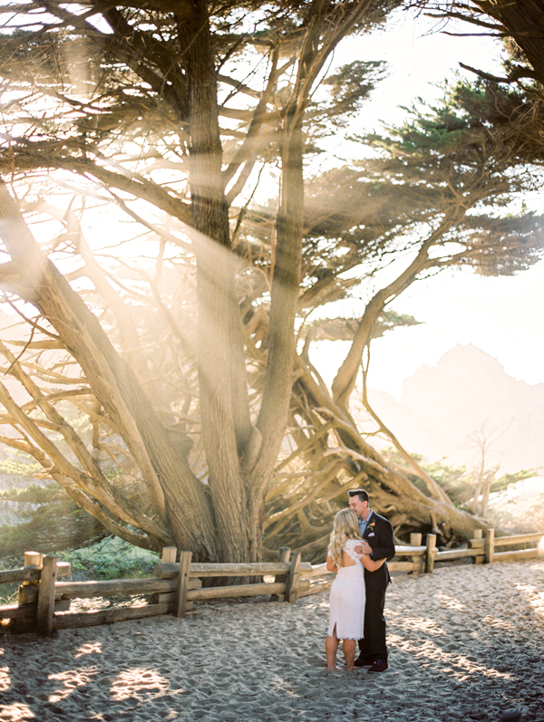 Big Sur Elopement by ©The Why We Love