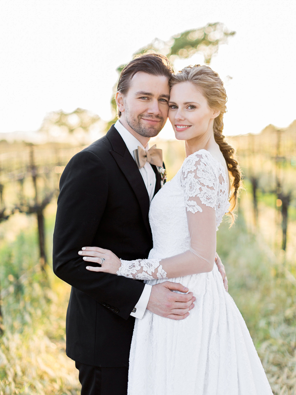 Alyssa Campanella + Torrence Coombs Wedding ©The Why We Love